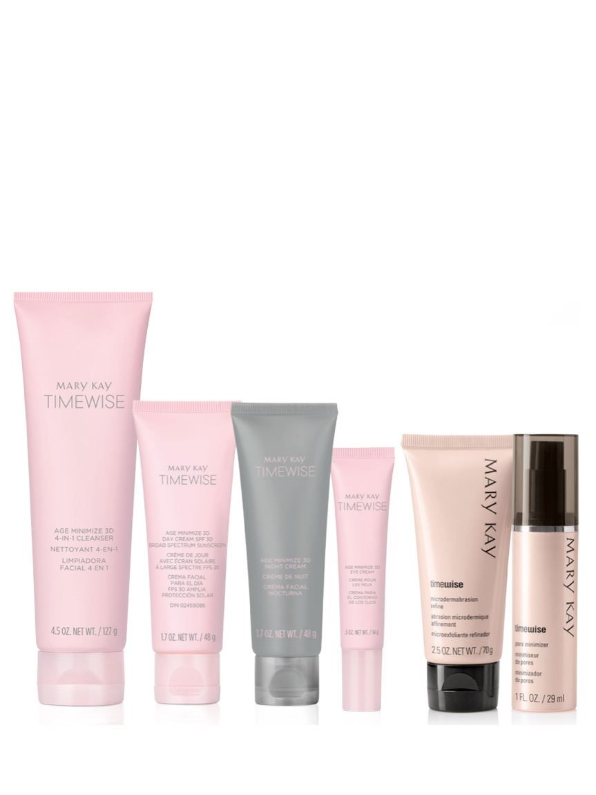 Timewise Ultimate Miracle Set 3d Is The Ultimate In Age Defying