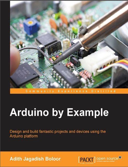 Título del libro arduino by example tipo autor es