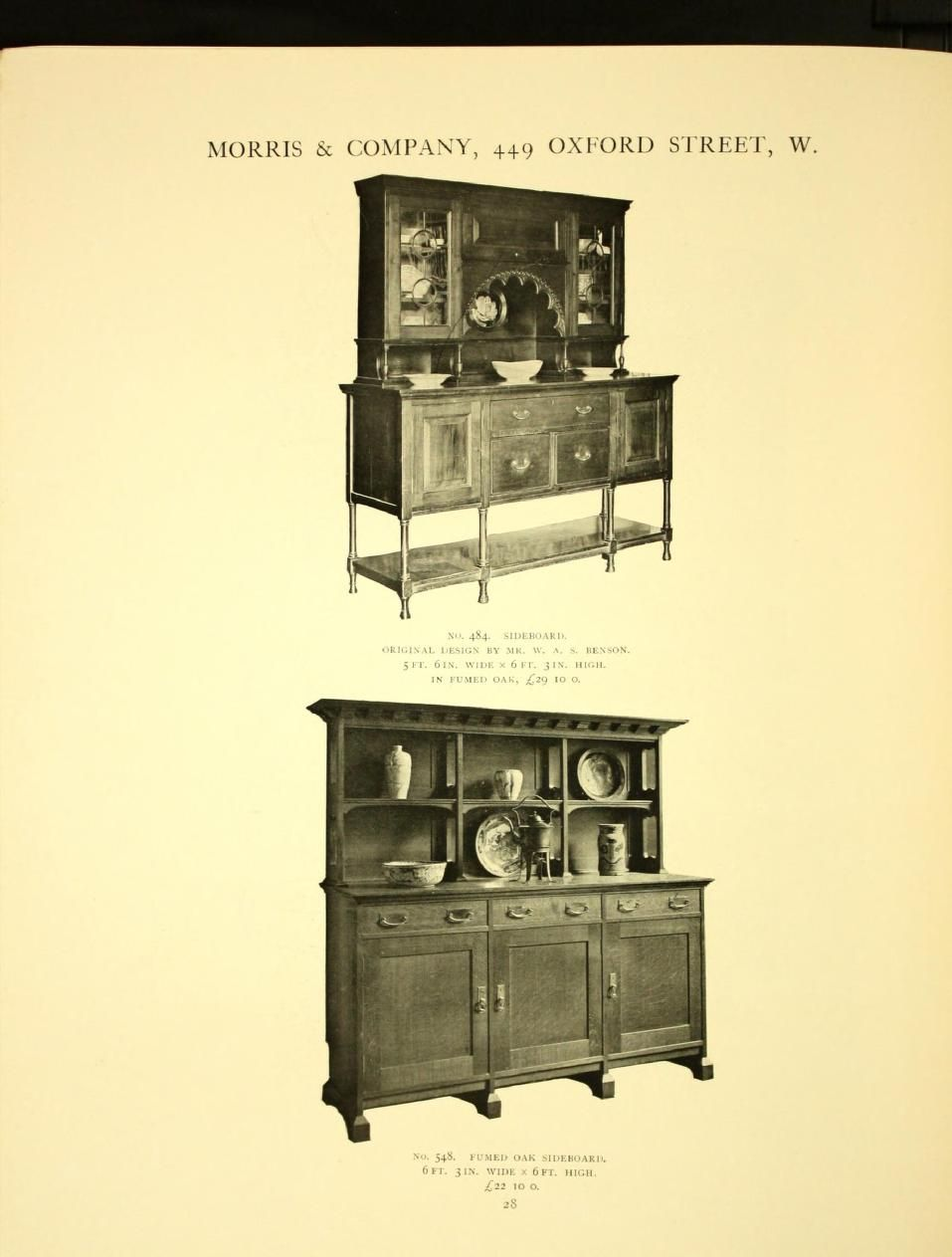sideboard morris and co an inspector calls decor pinterest