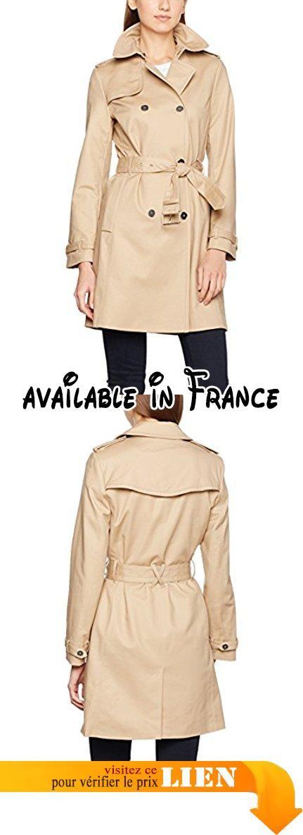 Collection Esprit Beige Beige Femme Manteau 126eo1g020 skin 36 Incontournable fqwqFz