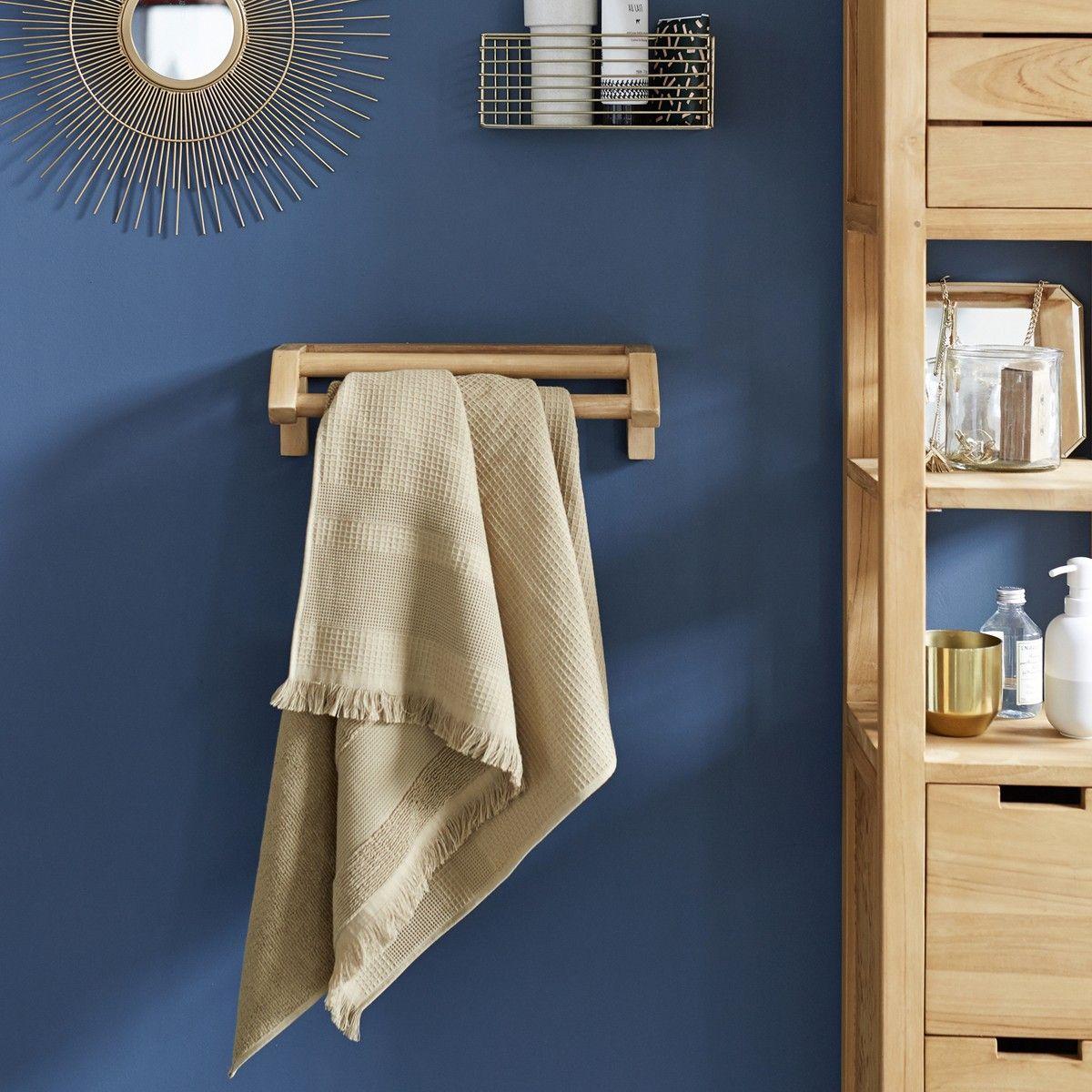 Dark Wooden Bathroom Accessories