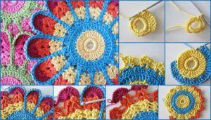 güzel motif yapımı