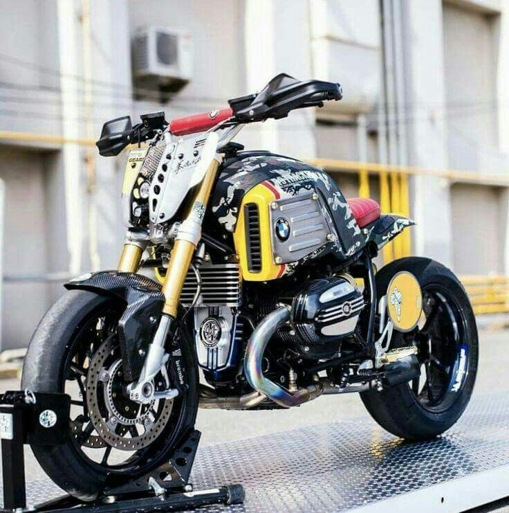 Pretty BMW | Motorcycles And Gear | Pinterest | BMW, Cafes and Scrambler