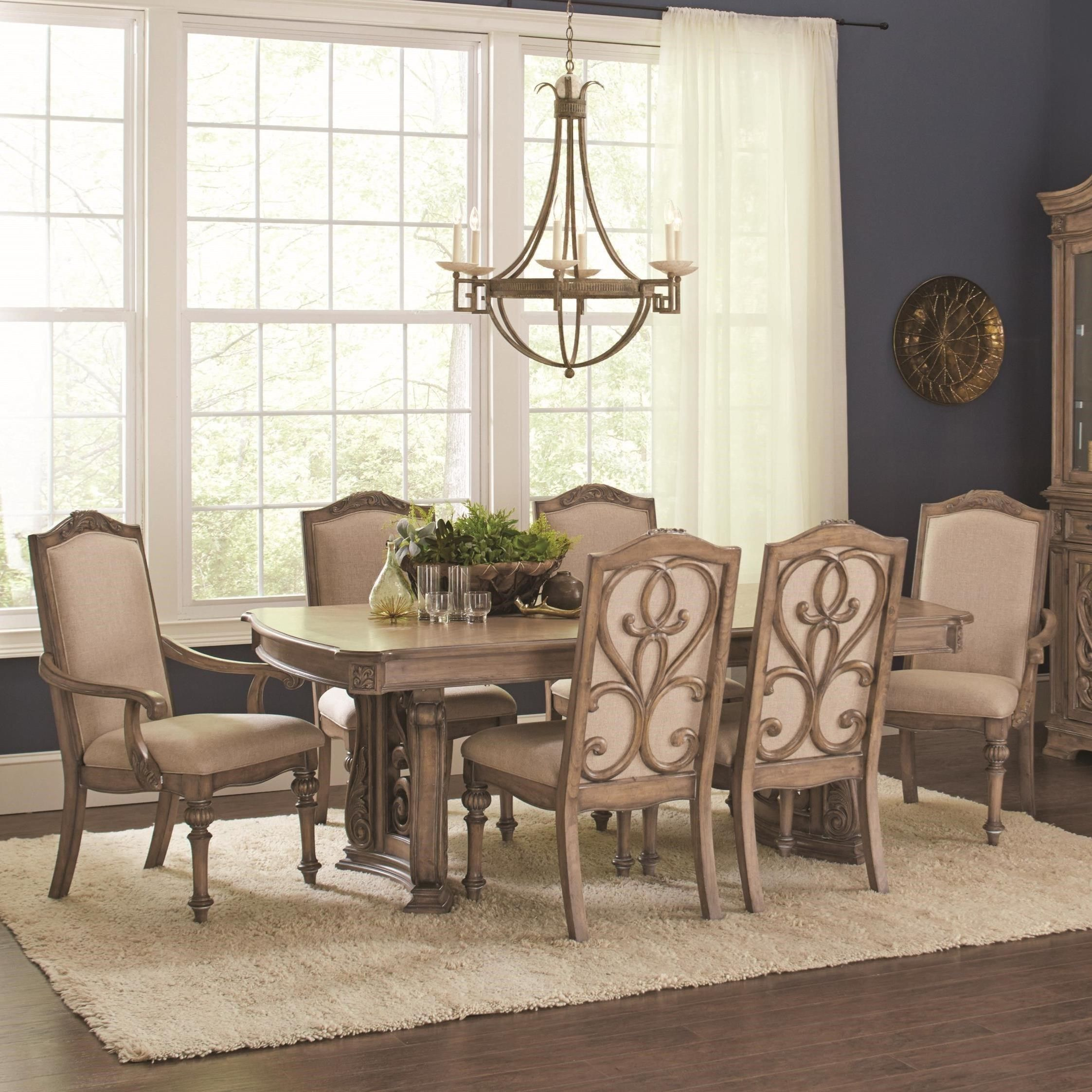 32 Stylish Dining Room Ideas To Impress Your Dinner Guests: Ilana Rectangular Dining Table By Coaster At Del Sol