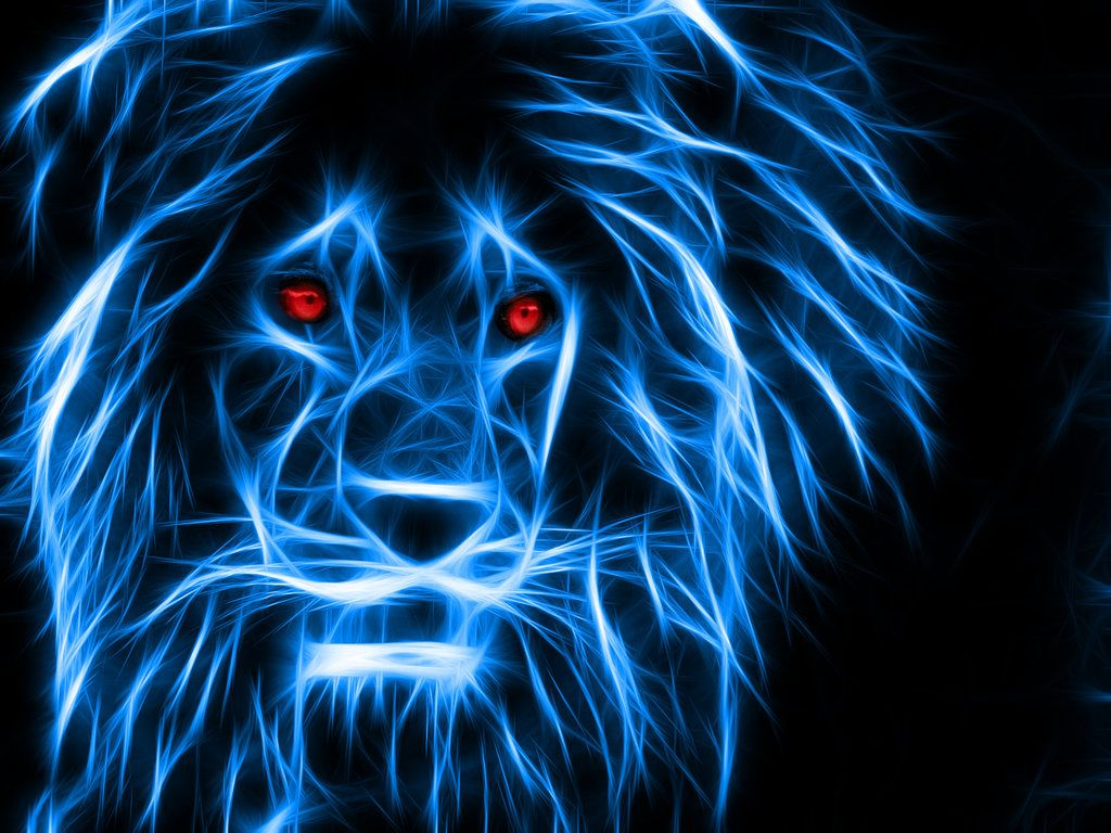 How Amazing Is This Neon Pinterest Lion Lion Art And Neon