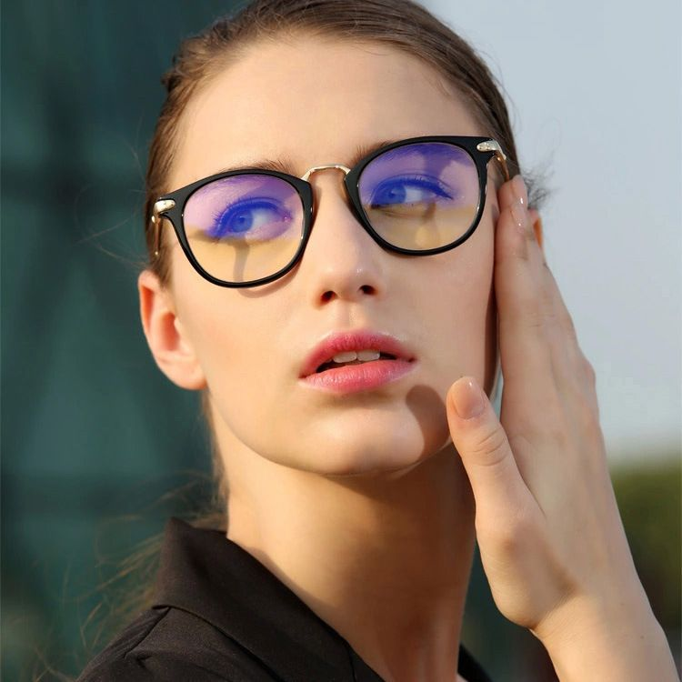 womens fashion glasses frames  Unisex full frame acetate eyeglasses