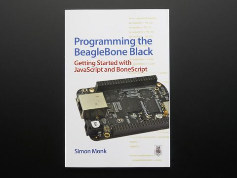 Programming The Beagle Bone Black By Simon Monk With Images Beaglebone Black Diy Electronics Fun Diys