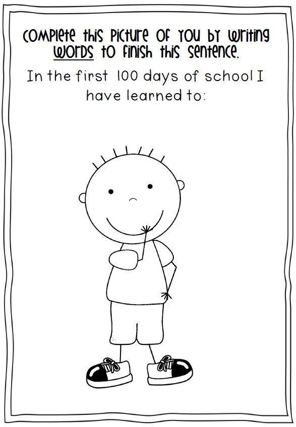 100th Day of School Printables | School worksheets, Math worksheets ...