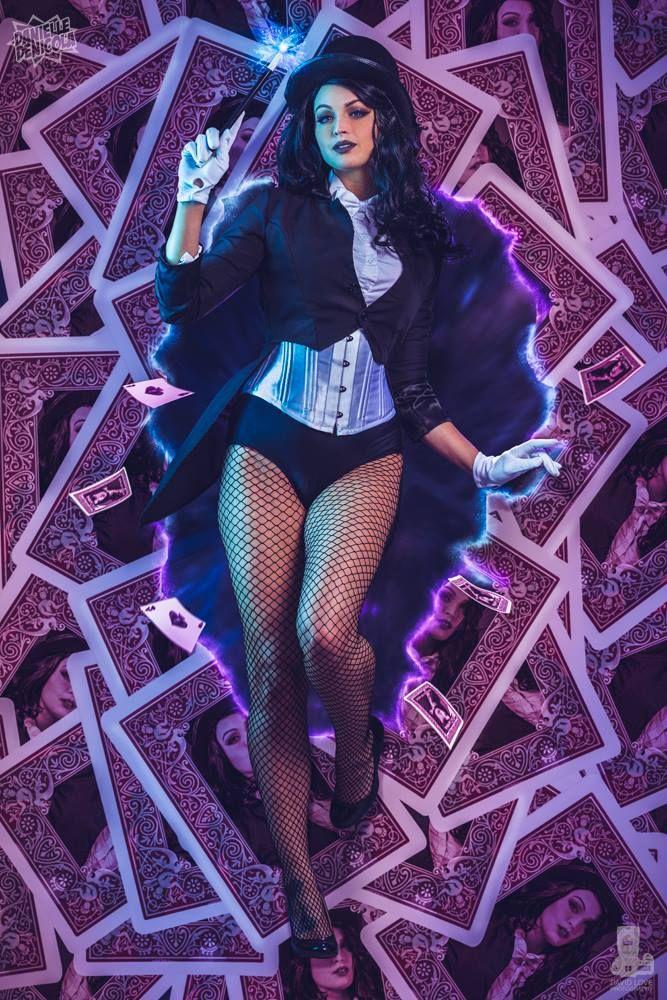 Saturday cosplay shoot - Zatanna | Cosplay Amino