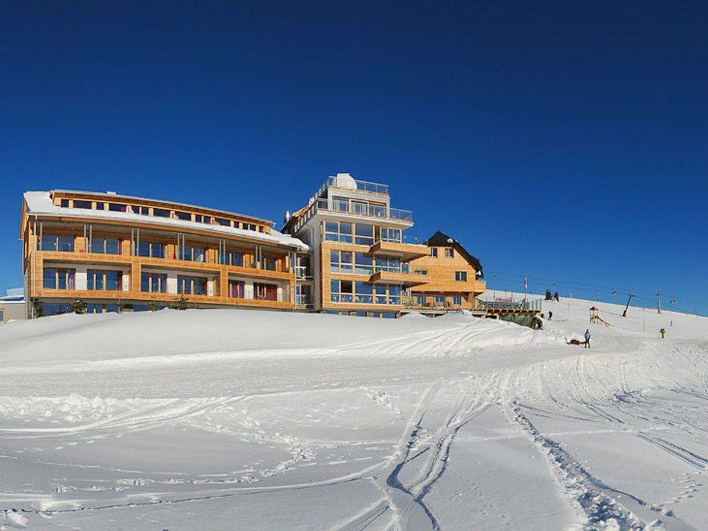 Urlaub auf der Gerlitzen Alpe auf 1.900m im Alpinhotel Pacheiner. #alpinhotel #alpinhotelpacheiner #pacheiner