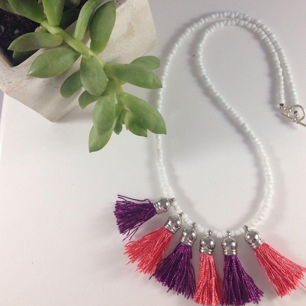 New Tassel Necklace
