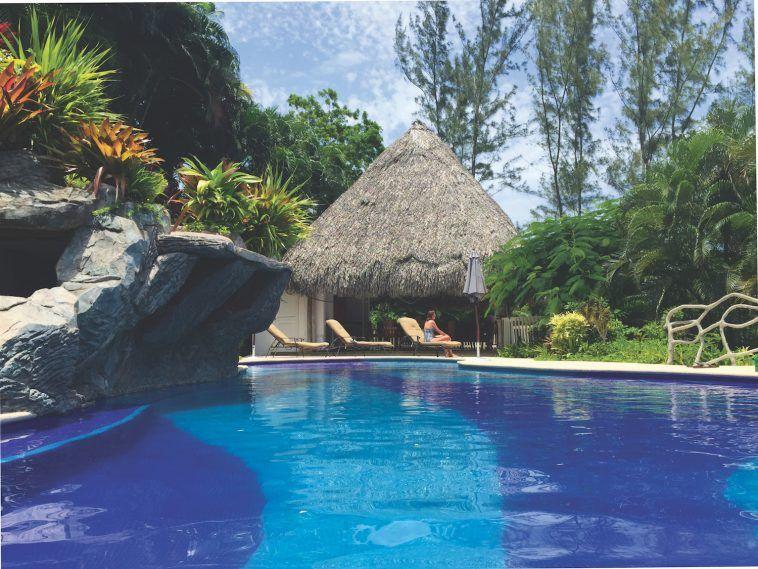 Distinctive Designs Luxury Pools Pool Pool Houses