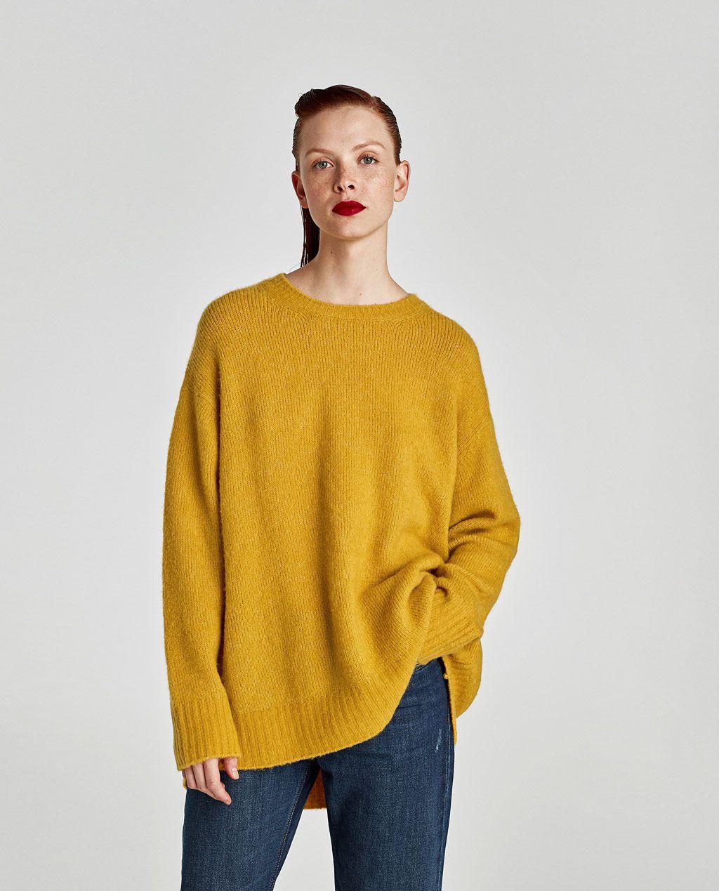85ef64fe157 OVERSIZED SWEATER-Sweaters-KNITWEAR-WOMAN