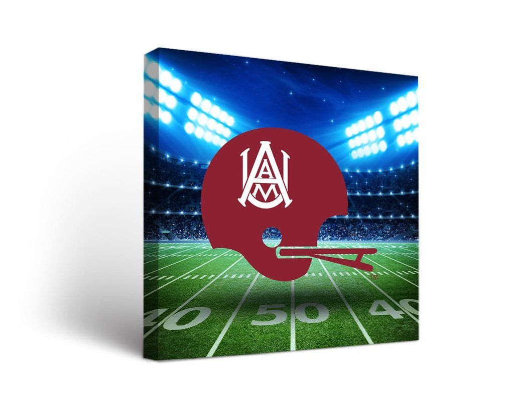 Alabama A/&M Bulldogs Wall Decal Wall Home Decor Sticker EXTRA LARGE