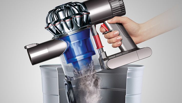 Image of: Hepa Filter Dyson Animal Filter V6 Fluffy Cordless Vacuum With Attachments Is The Most Prefered Portable Vacuum Cleaner Pinterest Dyson Animal Filter V6 Fluffy Cordless Vacuum With Attachments Is