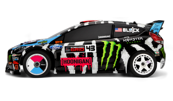 hpi racing ken block ford fiesta st rx43 wr8 3.0 | rally | pinterest