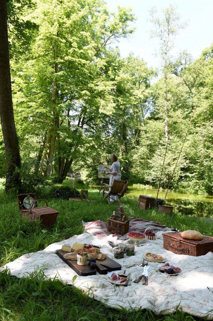 Photo of Sharon Santoni's French Country Home – Romantic Homes