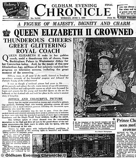 news headlines 1953 Pesquisa do Google Queen elizabeth
