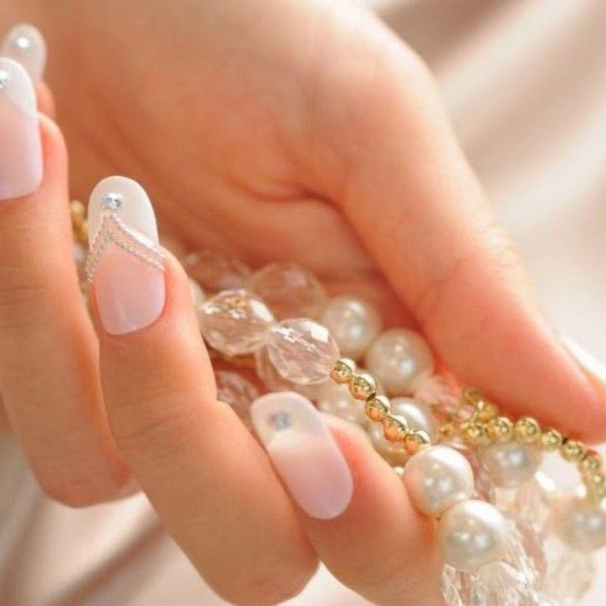 Wedding Fake Nails | Wedding Nails | Pinterest | Choices, Wedding ...
