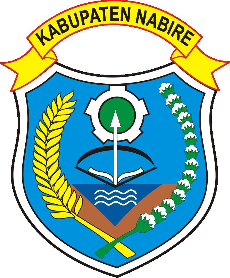 Logo Kabupaten Nabire Di 2020 Bendera Sejarah Sekolah Dasar