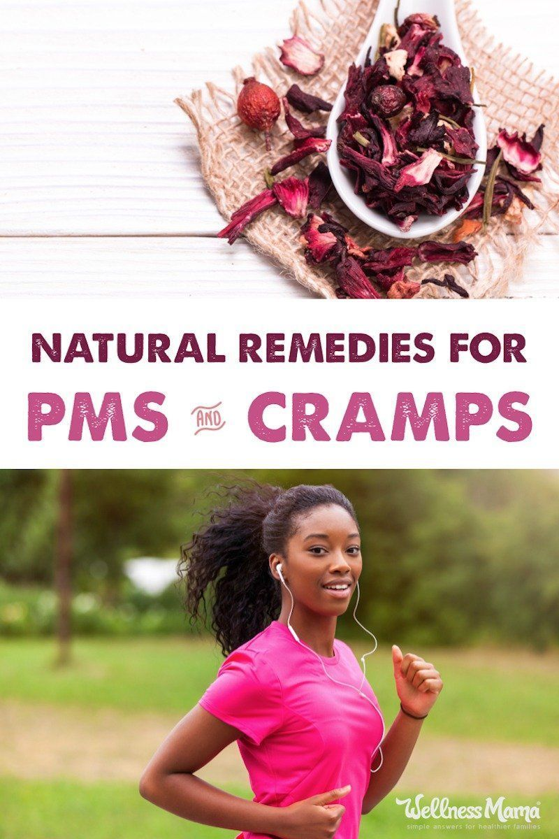 Hormone imbalance can often cause PMS, menstrual problems