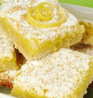 Easy gluten free desserts?