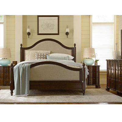 Paula Deen Home River House Low Panel Bed Reviews Wayfair