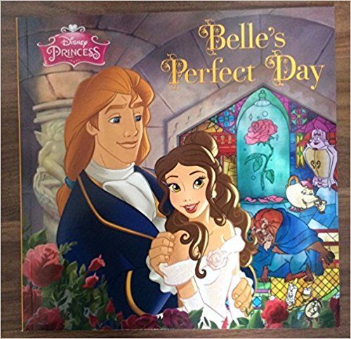 Disney Belle S Royal Wedding 9781474812207 Amazon Com Books