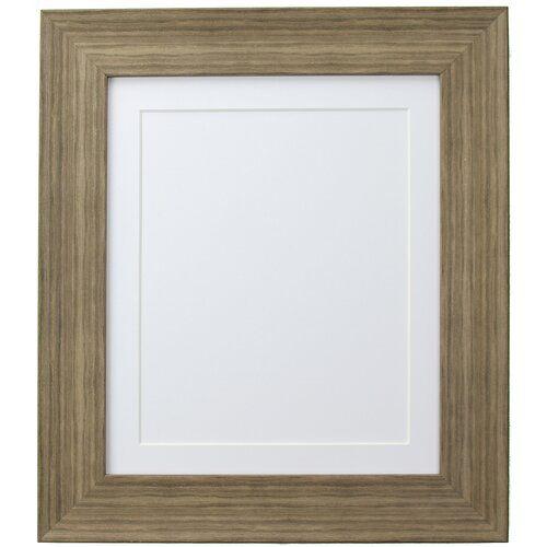 Photo of Stehrahmen Natur Pur Natur Pur Farbe: Braun/Weiß, Größe: 100,44 cm H x 69,96 cm B x 2,5 cm T, Bildergröße: 76,2 cm H x 50,8 cm B