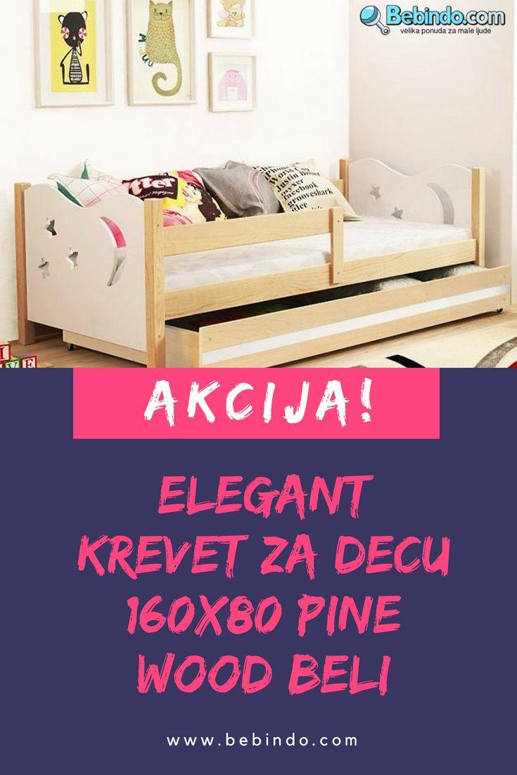 deciji kreveti 160x80 Pin by Bebindo on Deciji kreveti in 2018 | Pinterest | Pine  deciji kreveti 160x80