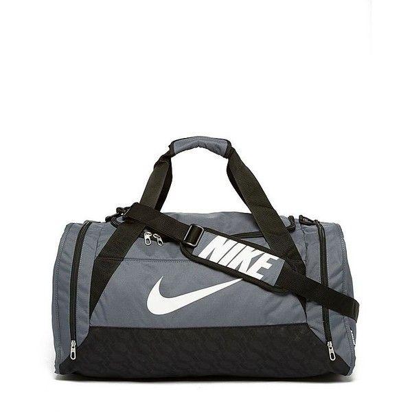 939c1a619e93 Nike Brasilia 6 Medium Duffel Bag ( 36) ❤ liked on Polyvore featuring men s  fashion