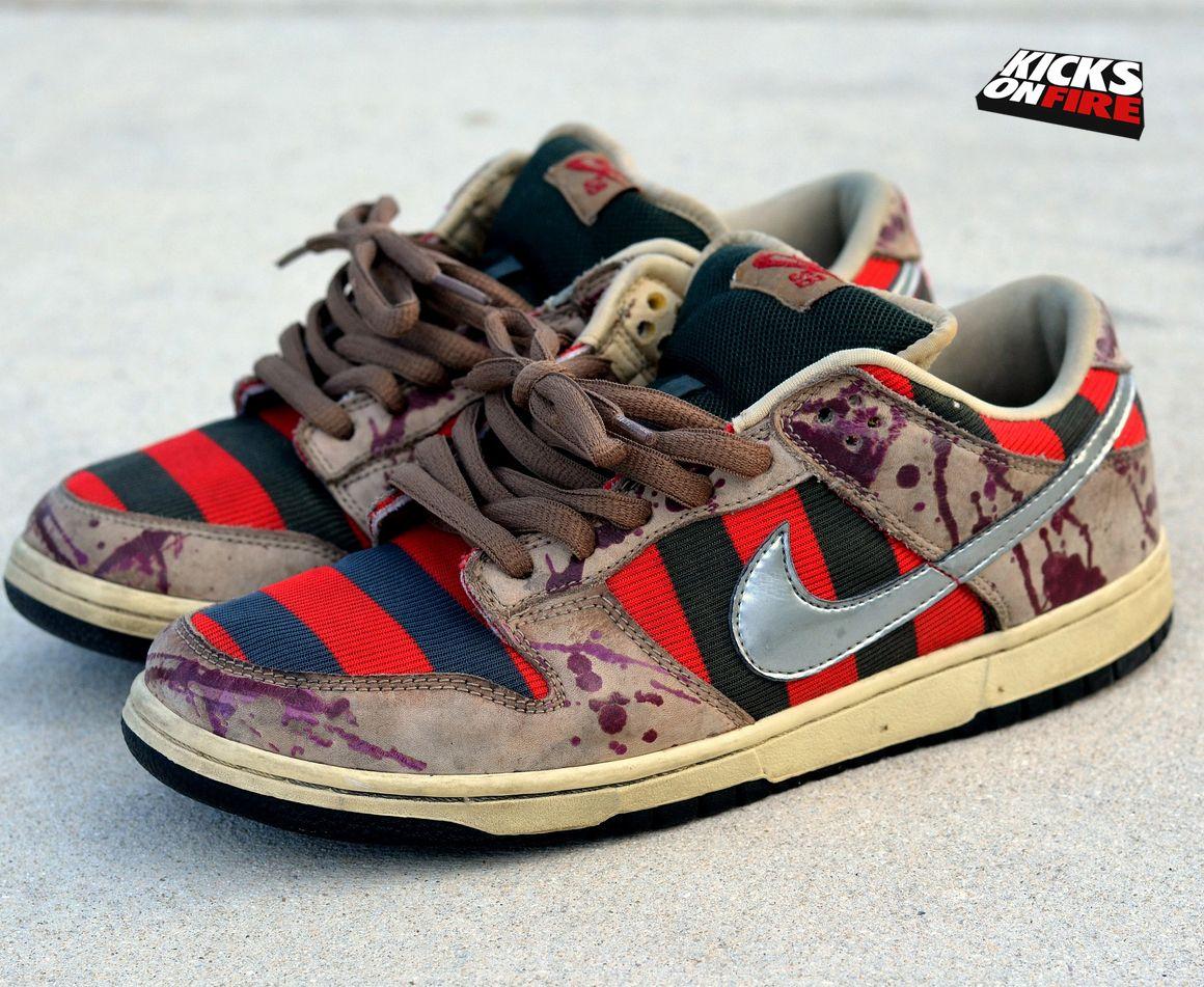 Freddy krueger shoes, Sneakers nike