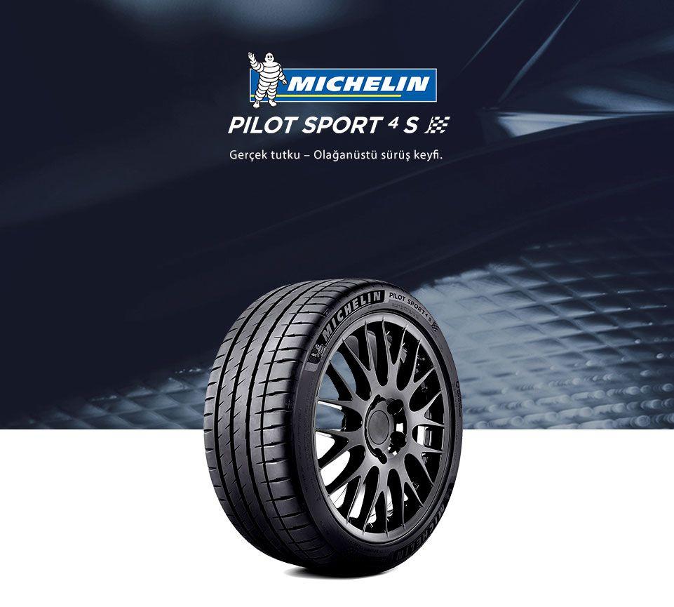 Michelin Pilot Sport 4S Tanıtımı Pilot, Gerçekler, Tutku