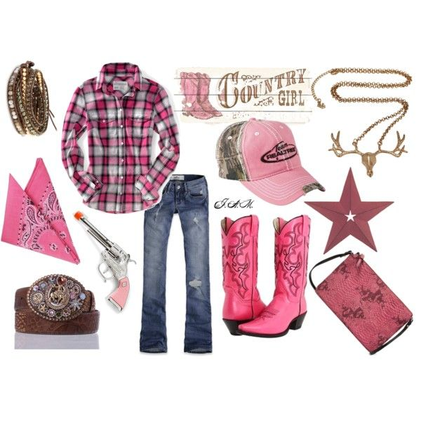 """""""Country Girl Pink"""""""