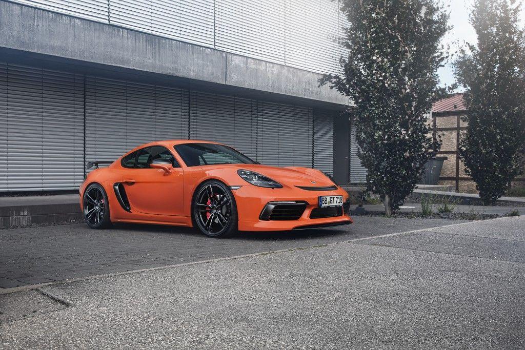 Porsche 718 aerokit (Reddit Credit AllanJS) Porsche