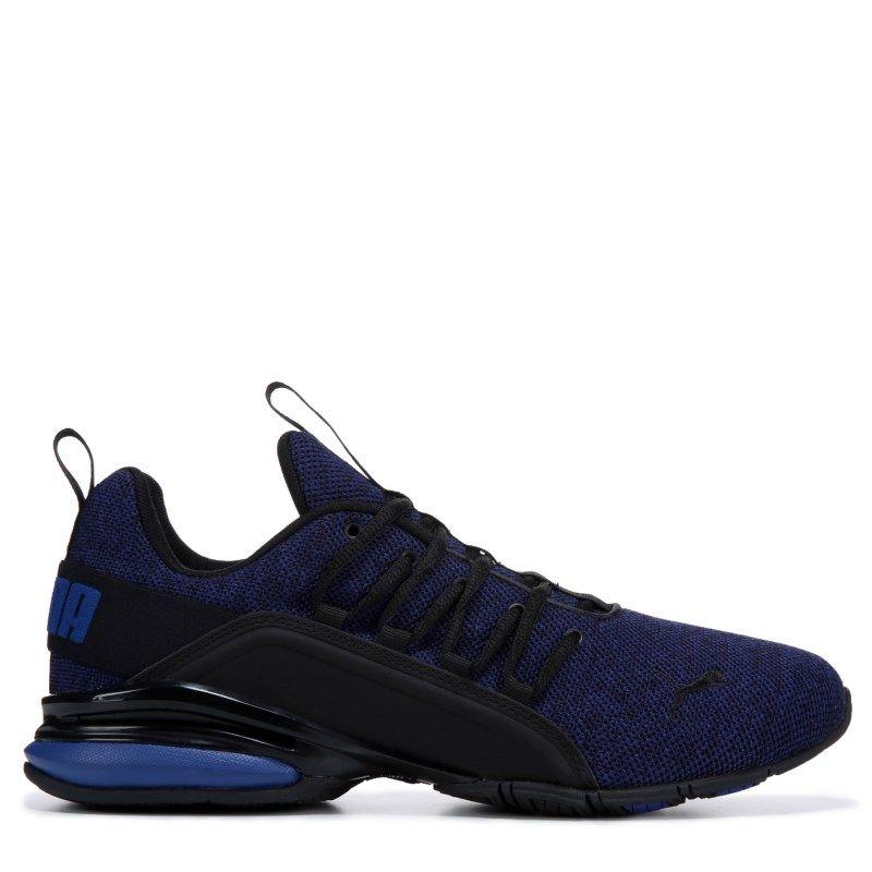 Puma Men's Axelion Running Shoes (Blue