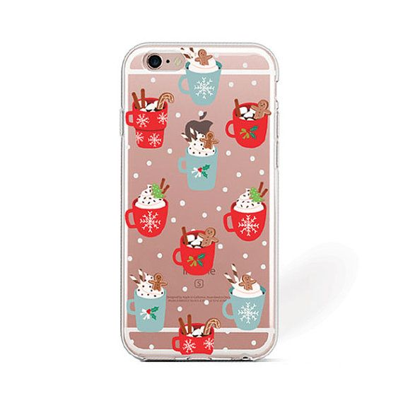 Iphone 6 Plus Christmas Case.Christmas Holiday Coffee Iphone 7 Case Iphone 7 Plus By