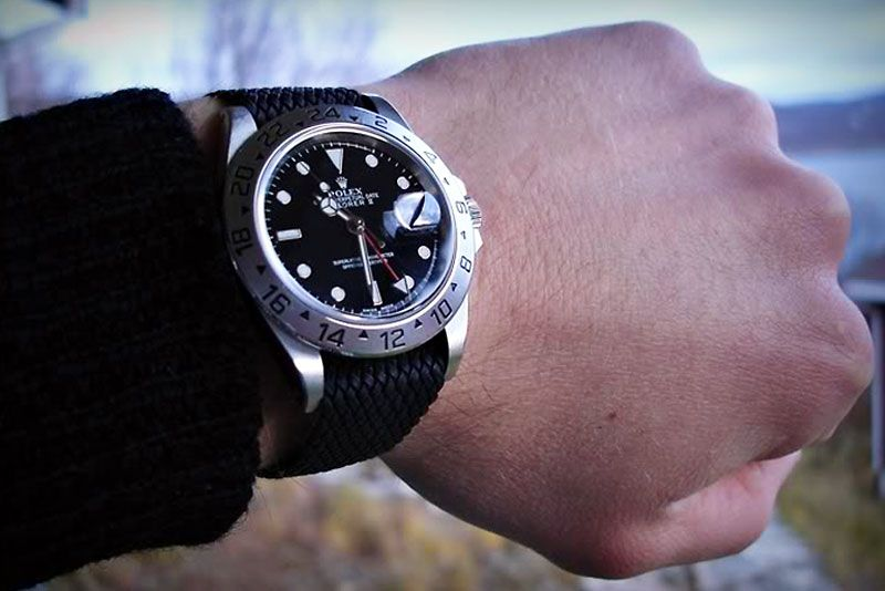 Rolex Explorer II....dang