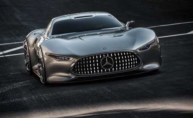 Mercedes Creates Its Coolest Concept Car Ever — For Gran Turismo 6 | Autopia | Wired.com