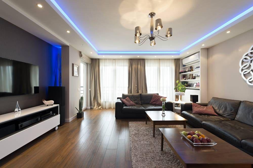 Led Beleuchtung | Beleuchtung wohnzimmer, Led beleuchtung ...