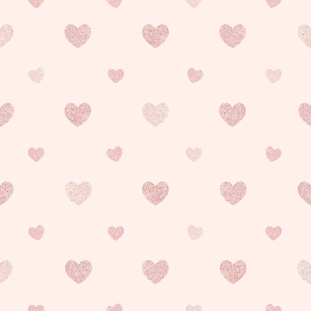 Seamless Glittery Pink Hearts Patterned Background Free Image By Rawpixel Com Ningzk V Pink Heart Background Pink Heart Pattern Heart Pattern Background