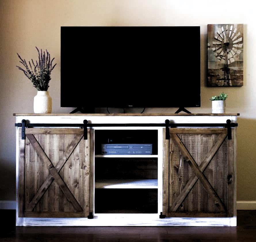 43+ Farm tv stand model