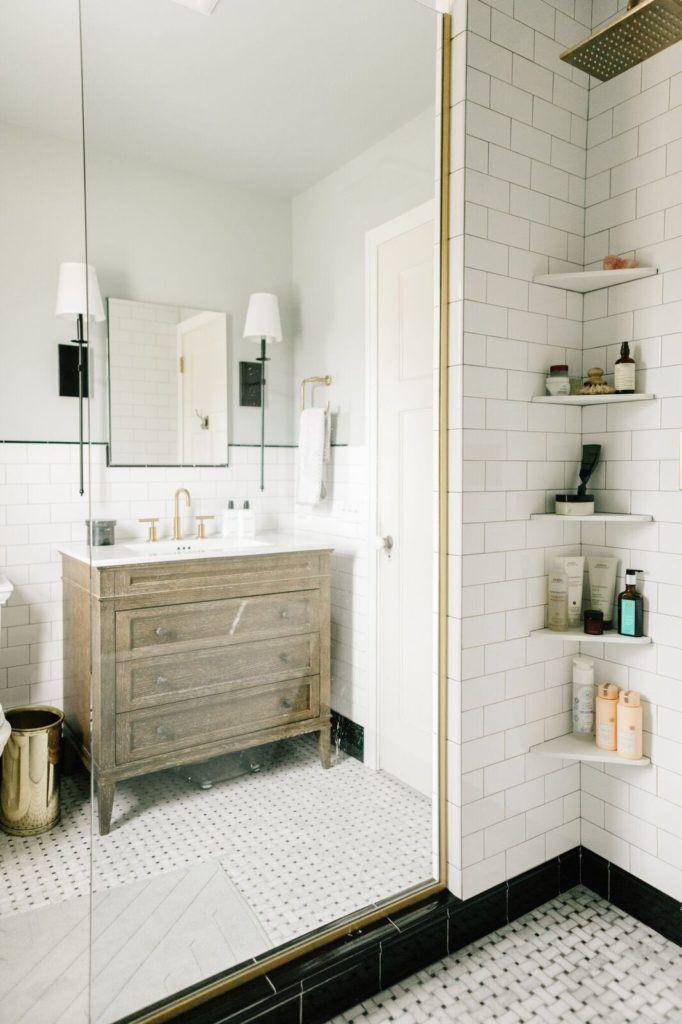 W&d Renovates Upstairs Bathroom Makeover  B A T H R O O M S Entrancing Bathroom Makeover Contest Design Inspiration