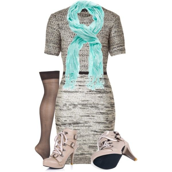 """A Dash of Baby Blue"" by foreverdreamt on Polyvore #fashion #womensfashion #polyvore"