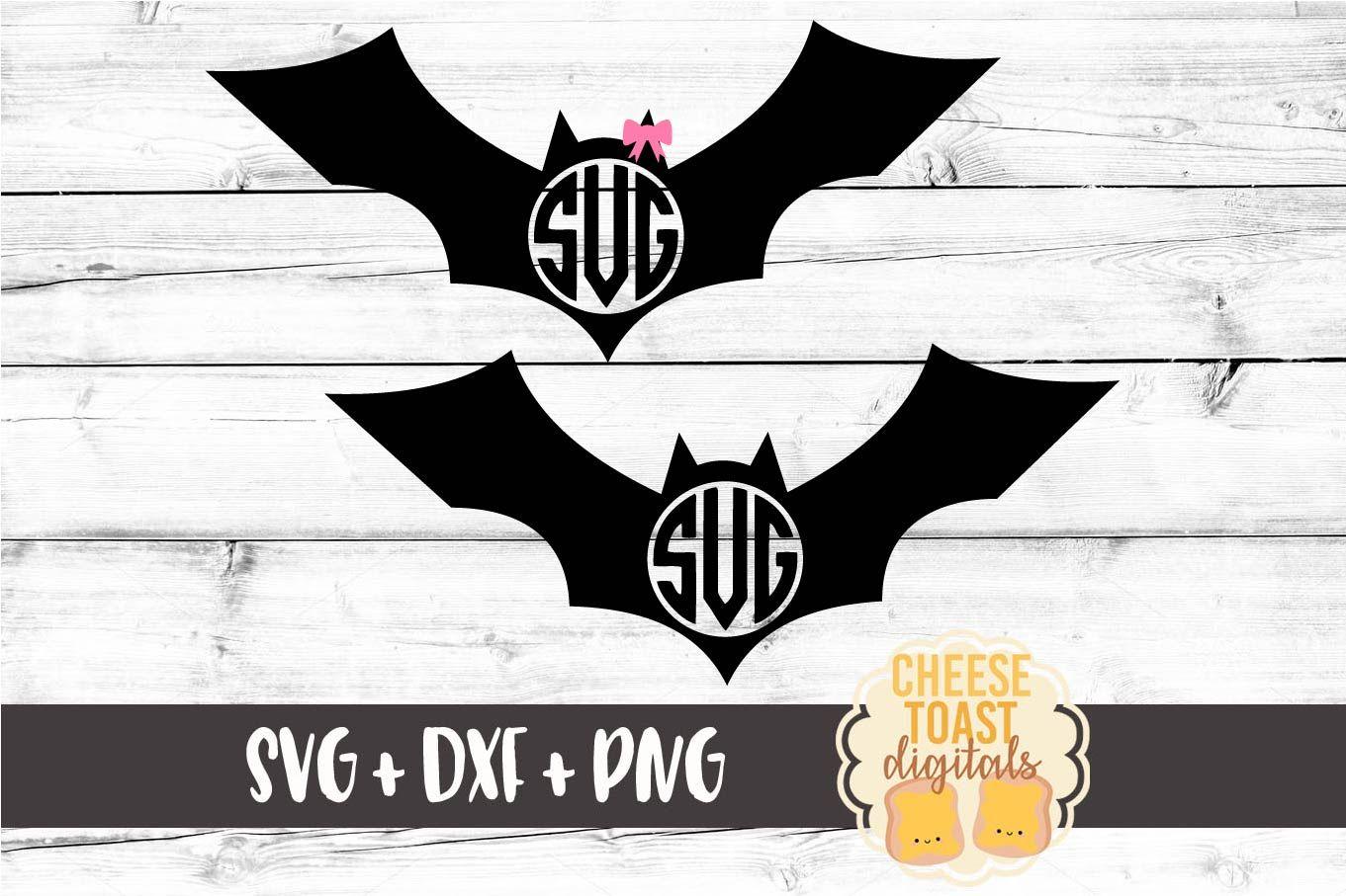Bat Halloween Monogram Set Of 2 Graphic By Cheesetoastdigitals Creative Fabrica Halloween Monogram Halloween Monogram Shirts Halloween Bats