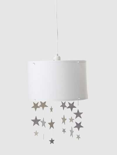 Stars Hanging Lampshade Baby Bedroom Vertbaudet Babyboy