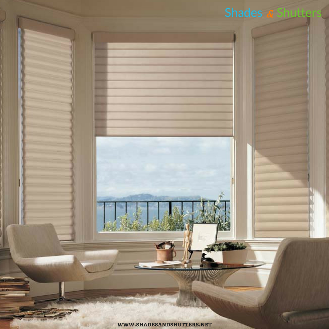Contemporary Bay Window Ideas: Best Window Shades To Keep Your Home Cool This Summer