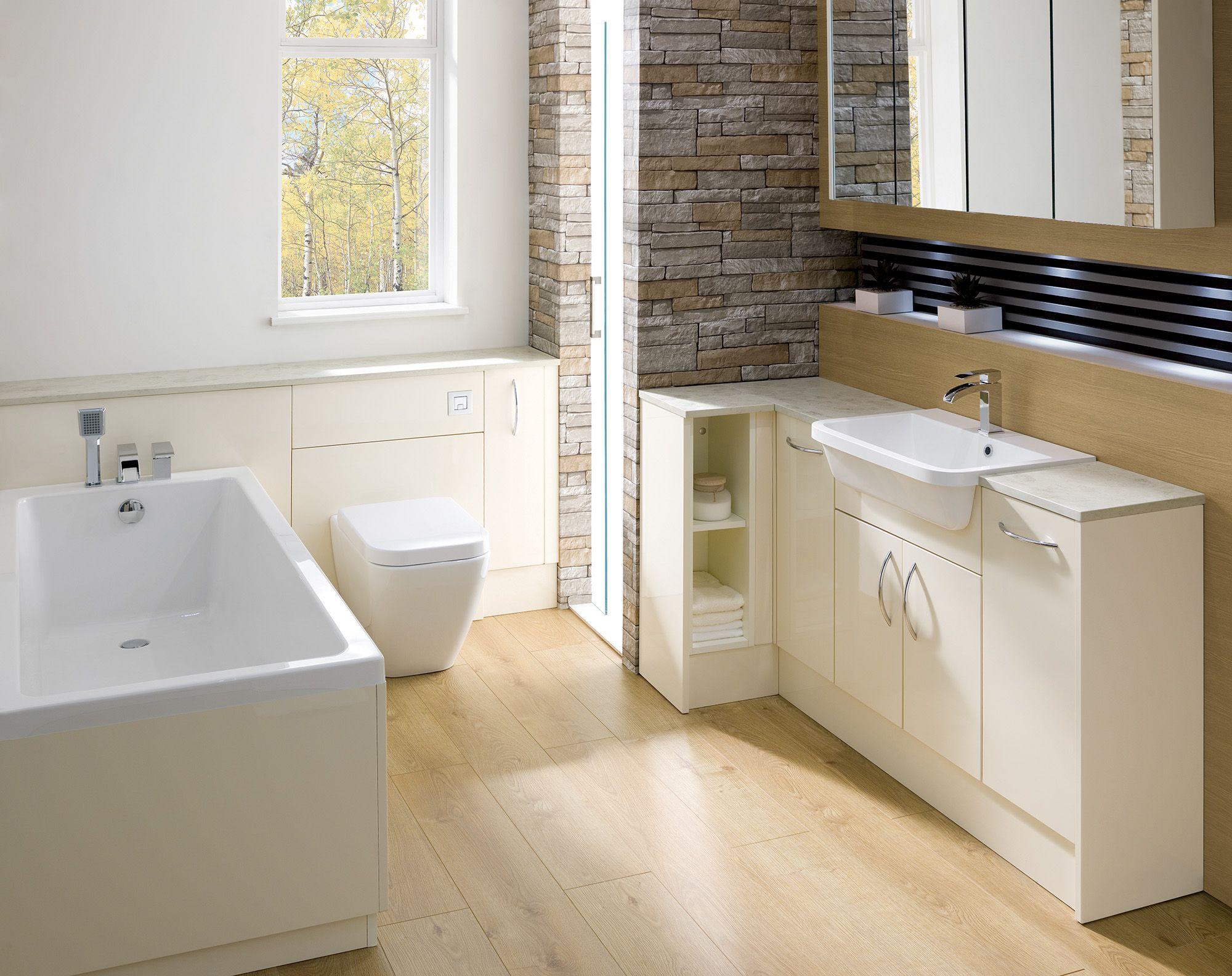 Calypso Cream Bathroom Furniture Cream Bathroom Furniture Fitted Bathroom Furniture Bathroom Showrooms