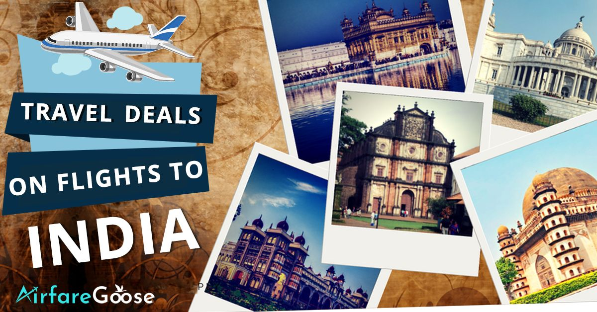 BEST TIME TO AVAIL TRAVEL DEALS ON FLIGHTS TO INDIA!  When it comes to travelling, we prefer to travel budget-friendly. Searching for the best travel deals online is our first go-to option.  #CheapFlightsToIndia #cheapflightsonline #TravelOffers #India #Destinations #TouristsDestinations #IncredibleIndia #traveltips