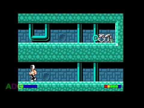 Ancient DOS Games 156: Electro Man / ElectroBODY   Ancient DOS Games